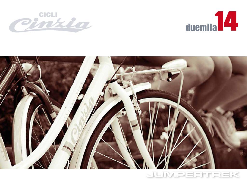 Catalogo Cicli Cinzia 2014