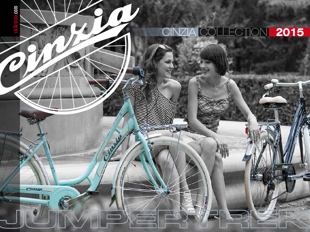 Catalogo Cicli Cinzia 2015