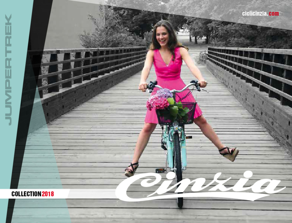 Catalogo Cicli Cinzia 2018