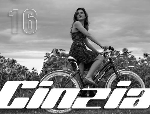 Grafiche per biciclette Cicli Cinzia 2016