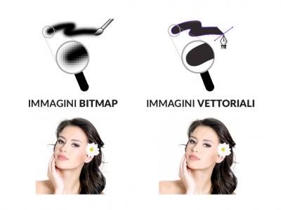 immagini bitmap immagini vettoriali