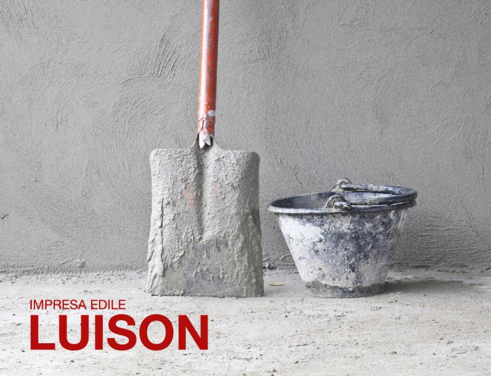 Sito Web Impresa Edile Luison