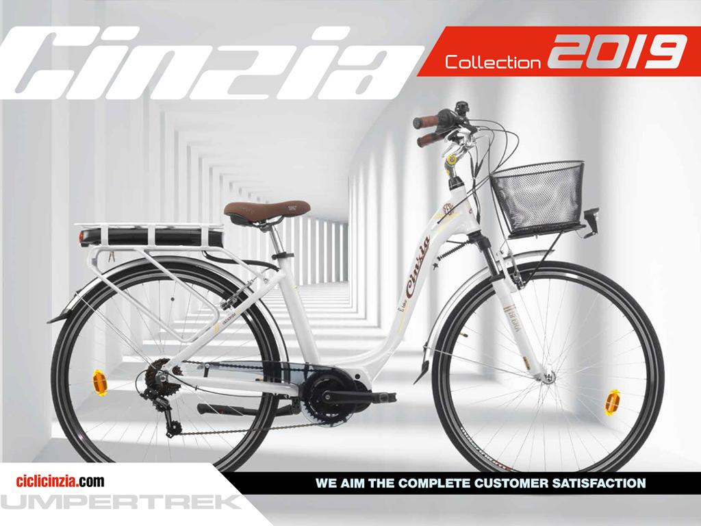 catalogo Cicli Cinzia 2019