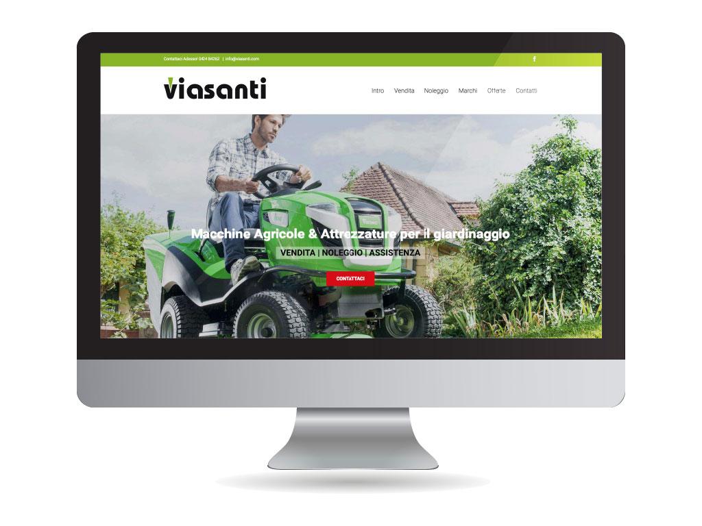 sito web viasanti