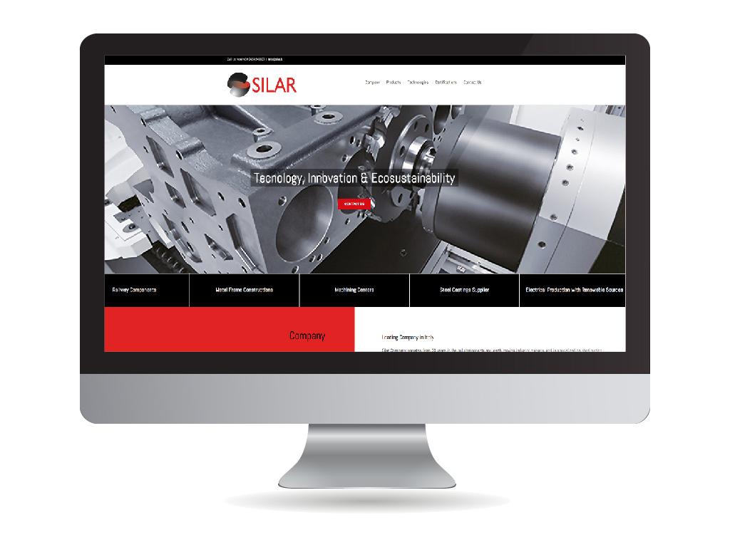 sito web silar