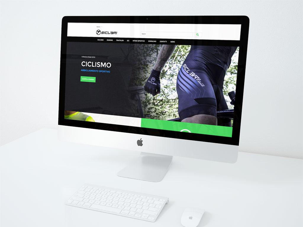 creazione sito web sicleri