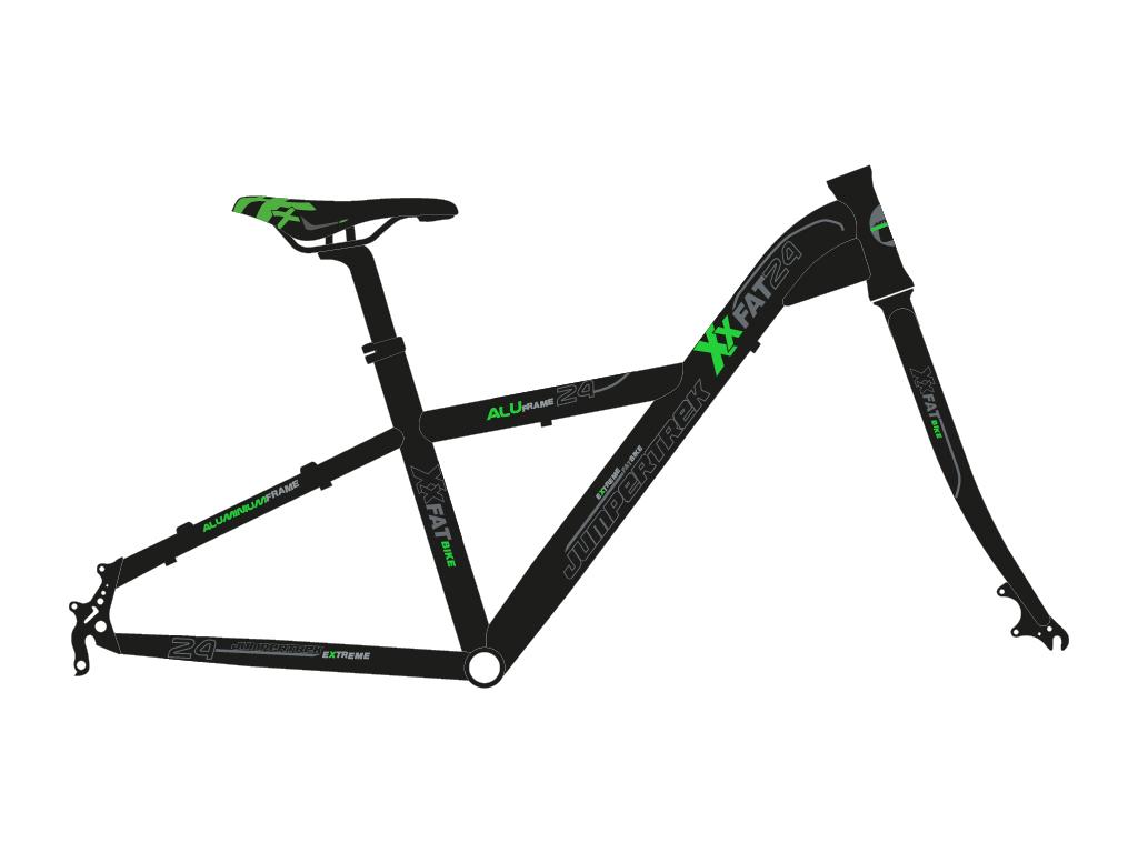grafica bicicletta uomo fat 24