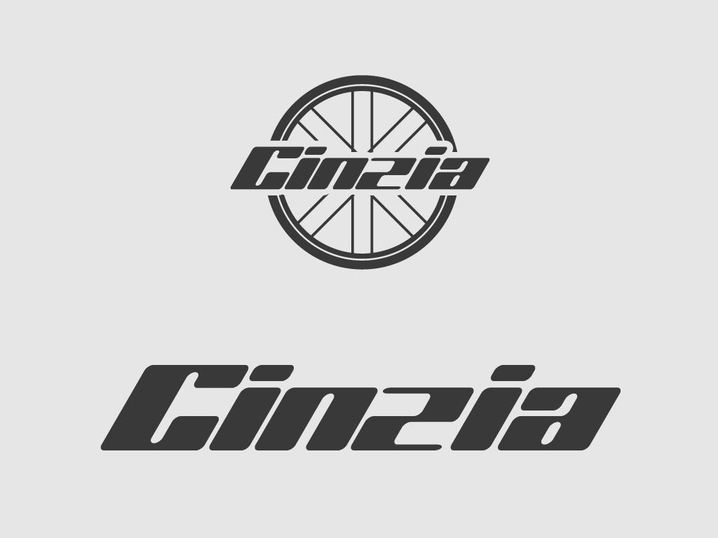 creazione logo cicli cinzia