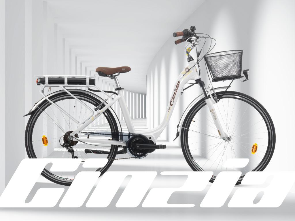 logo cicli cinzia poster
