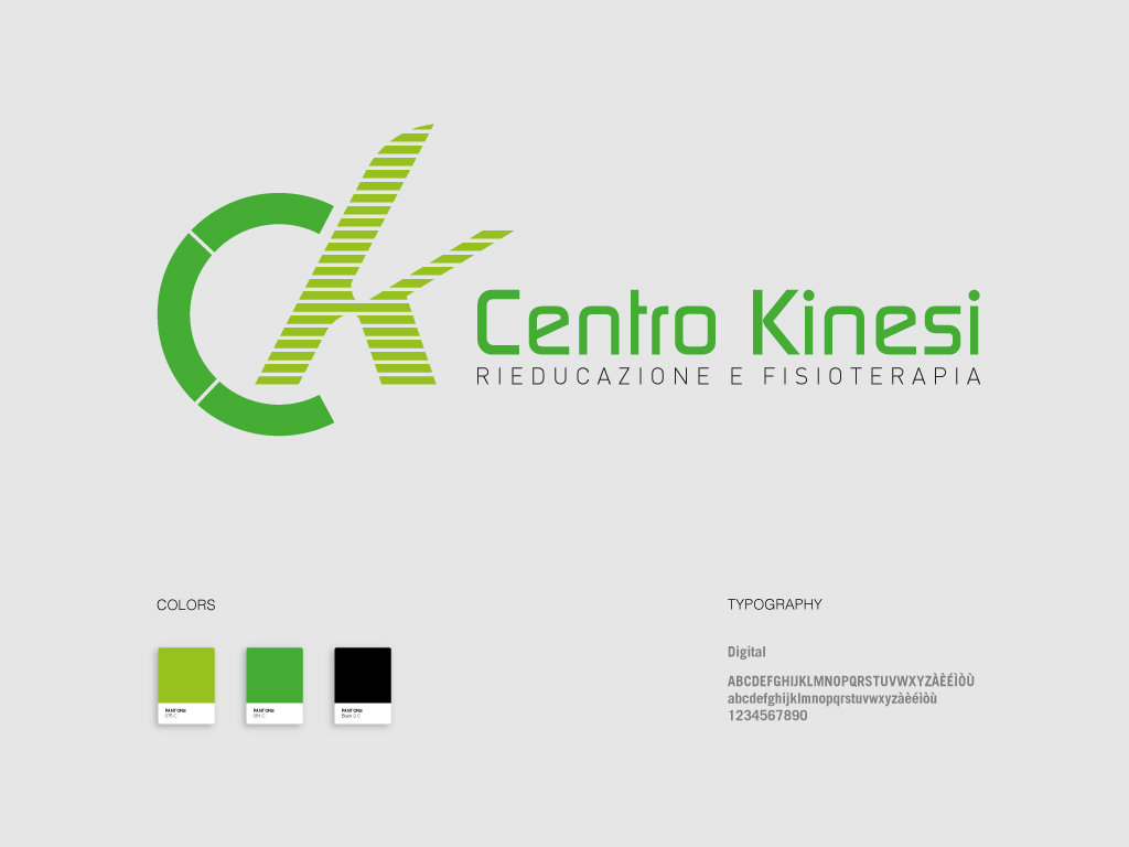 restyling logo centro kinesi
